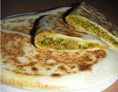 Crêpe turque | |Délices de cuisine