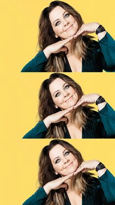Melissa McCarthy- i love that this woman is smart, funny, pretty and such a badass. Melissa Mccarthy Clothing, Gilmore Girls, Girls Rules, Funny Movies, People Photography, Beautiful People, Gorgeous Women, Hair Dos, Celebrity Crush