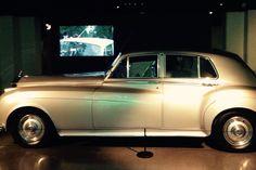 007 Bonds Rolls from Goldfinger