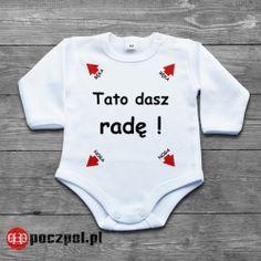Tato dasz radę Fashion Kids, Onesies, Baby, Clothes, Outfits, Clothing, Kleding, Babies Clothes, Baby Humor