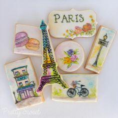 Paris Cookies   Cookie Connection