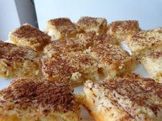 Túrós zabpelyhes süti - egyszerű, egészséges és finom