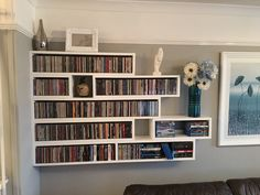 Genial Media Storage, Storage Solutions, Bookcase, Shelves, Shed Storage Solutions,  Bookcases, Bookshelves, Shell