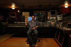 Grammy Award Winning recording and mix engineer Pablo Arraya