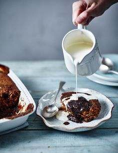 This self-saucing sticky toffee number is THE pudding to try this spring.