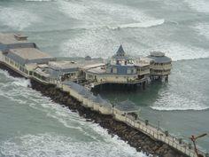 Lima, la costa verde