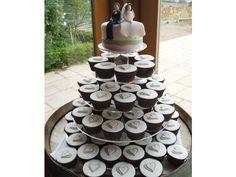 Cupcakes #boda