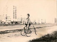 Фотография - Мичуринский проспект напротив дома 22 кор 1 - Фотографии старой Москвы