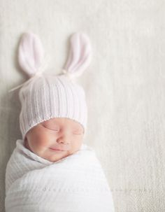 prettie-sweet:    (via Bunny Baby! |baby photos calgary| | Sweet Ginger Photography Calgary Maternity, Newborn, Family and Child Photographer)