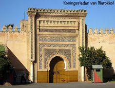 Koningssteden van Marokko!