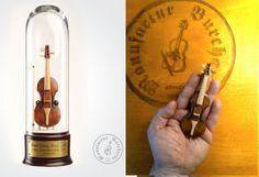 Handmade miniature instrument  Mazanki of by ManufacturBurchardt
