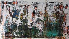 acrylic painting 100 cm x 70 cm NO.319