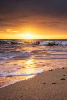Sunset at Yambuk Bea share moments