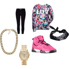 Swag Outfits Polyvore for girls   fashion swag outfits swag outfit created by samanthacloset 8 months ...