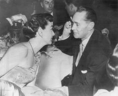 Joan and Franchot in the 1950s. Source: http://joancrawfordaremarkabletalent.tumblr.com Franchot and Joan were granted a divorce in Apr...