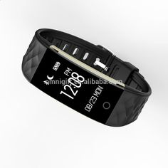 2017 best wearable watch S2 OLED bracelet to IOS and Android phone for sports fitness and daily activities