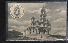 TARJETA POSTAL DE SANTIAGO DE CUBA - SANTUARIO NACIONAL DE NTRA. SRA. DE LA CARIDAD DEL COBRE. AEC (Postales - Postales Extranjero - América...