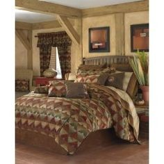Southwestern bedding brings all the flair and style of the southwest to your bedroom decor. Southwestern bedding comes in a variety of styles...