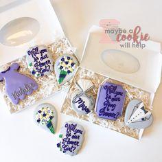 Be my ring bearer cookies | be my flower girl cookies