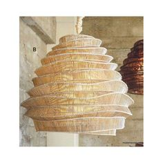 Bamboo cloud tall chandelier is available in a whitewash or espresso roost bamboo cloud chandelier use traditional bamboo weaving techniques to create pendant lighting nimbus and aloadofball Choice Image