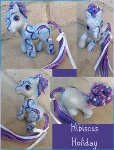 Custom My Little Ponies!!