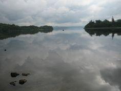 View of Lough Gill near Sligo