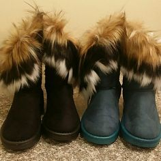 Boutique Boots - Foxy lady
