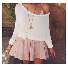 <3 cute summer outfit
