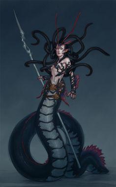 Saga: Character 5 by pijus on DeviantArt