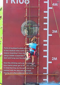 Climbing up – great adventure for children!        Auckland Anniversary Day Regatta & Tugboat Race 2016. Part III ... 17  PHOTOS        ... Auckland's waterfront, Auckland Anniversary Weekend 2016.        Posted from:          http://softfern.com/NewsDtls.aspx?id=1068&catgry=7            #beautiful scenery, #photos of Auckland Tall Ships Festival, #Spirit of New Zealand