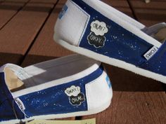The Fault In Our Stars Shoes!<3 #TFIOS