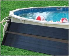 Eco Saver Solar Pool Heater For Above Ground Pools Solar