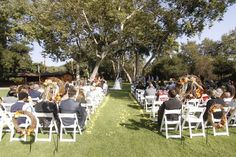 Carpinteria Wedding at Lions Park by B.Schwartz Photography  Read more - http://www.stylemepretty.com/california-weddings/2012/07/13/carpinteria-wedding-at-lions-park-by-b-schartz-photography/