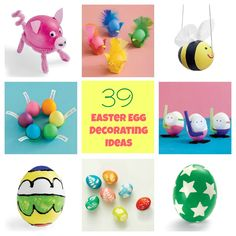 39 Easter Egg Decorating Ideas | Spoonful