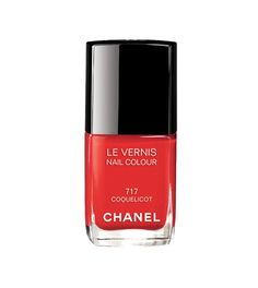 Beauté : Notre sélection shopping de maquillage pop coloré pastel colorblock de l'été - vernis coquelicot rouge de Chanel http://www.vogue.fr/beaute/shopping/diaporama/make-up-pop/20890/carrousel