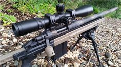 You're not bulletproof..., Remington 700 SPS Tactical Interesting looking...