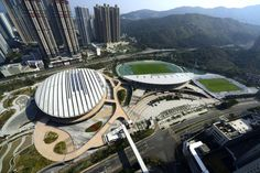 Hong Kong Velodrome / P&T Group