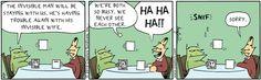❤ =^..^= ❤  Scary Gary Comic Strip, January 04, 2010 on GoComics.com