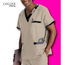 Scrubs Outfit, Scrubs Uniform, Men In Uniform, Nursing Jackets, Scrubs Pattern, Male Doctor, Girl Fashion, Fashion Outfits, Medical Scrubs