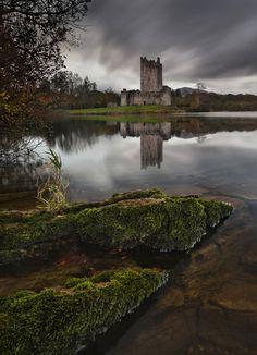 Ross Castle - Co Kerry - Ireland