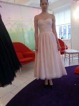 the serendipitist: NY Bridal Market Recap - Monique Lhuillier Bridesmaids