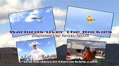 2016 Warbirds Over the Rockies Arvada Colorado, Internet Television, Mental Health Programs, Denver City, Airplane Pilot, Air Show, How To Raise Money, Bouldering, World War Ii