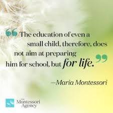 Image result for maria montessori quote