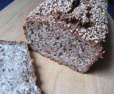 Brot mit Quark und Eiweiß (Low Carb) Banana Bread, Panna Cotta, Baguette, Low Carb, Desserts, T5, Food, Vanilla, Food Items