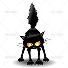 Fierce Black Cat Cartoon #GraphicRiver Funny and Fierce Black Cat Cartoon ready to Attack! Including Vector Layered files: – a file EPS v.10 – a file Ai v.10 – a file SVG (scalable vector graphics) – a Corel Draw v.10 and Raster file: – a file JPG 5000×5000 > 1,22 Mb – a files PNG 5000×5000 > 1,10 Mb Created: 20August13 GraphicsFilesIncluded: JPGImage #VectorEPS #AIIllustrator Layered: No MinimumAdobeCSVersion: CS Tags: animal #attack #bad #blackcat #cartoon #cat #cattish #character #danger…