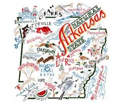 """""""Arkansas--No matter where I go, this will always be home.""""   Love this"""