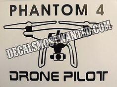 "3DR SOLO Drone Decal Sticker SET OF 2 Quad Die cut vinyl detailed 4/"""