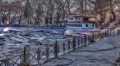 """See 1133 photos and 47 tips from 4407 visitors to Λίμνη Ιωαννίνων (Ioannina Lake). """"We've visited this charming town on our way to Kilini. Four Square, Greece, Paradise, Places, Travel, Greece Country, Viajes, Destinations, Traveling"""