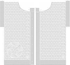 Crochet Coat, Crochet Cardigan Pattern, Chunky Crochet, Crochet Blanket Patterns, Crochet Clothes, Crochet Stitches, Single Crochet Stitch, Crochet Diagram, Crochet Patterns For Beginners