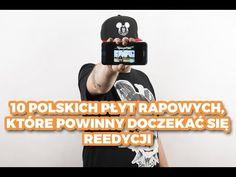 Rap gadanina #8 - 10 POLSKICH PŁYT RAPOWYCH, KTÓRE POWINNY DOCZEKAĆ SIĘ ...